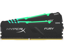 Kingston HyperX Fury RGB 16GB DDR4 DIMM 2666MHz CL16 (2x8 GB)