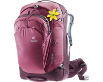 Deuter Aviant Access Pro 55L Maron / Aubergine - Slim Fit