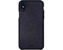 Pela Eco Friendly iPhone SE 2 / 8 / 7 / 6 / 6s Back Cover Zwart