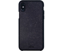 Pela Eco Friendly iPhone 11 Pro Max Back Cover Zwart