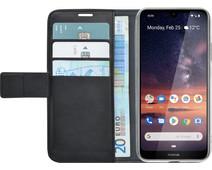 Azuri Wallet Nokia 3.2 Book Case Zwart