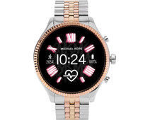 Michael Kors Access Lexington Gen 5 MKT5080 Silver/Rose Gold