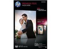 HP Premium Glossy Photo Paper 25 Sheet (10 x 15)