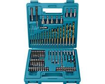 Makita B-49373 Drill/Drill Bit Set 75-piece