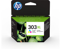 HP 303XL Cartridges Combo Pack