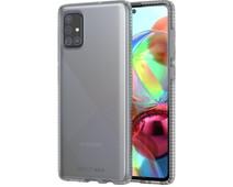 Tech21 Studio Clear Samsung Galaxy A71 Back Cover Transparant