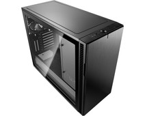 Fractal Design Define R6 Black Tempered Glass USB-C