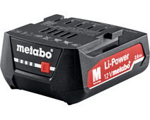 Metabo Battery 12V 2.0Ah Li-Ion