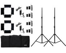 Dörr DLP-1000 RGB LED Continuous Light Kit