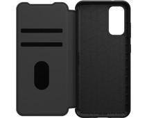 OtterBox Strada Samsung Galaxy S20 Plus Book Case Black