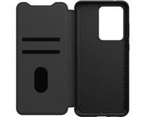 Otterbox Strada Samsung Galaxy S20 Ultra Book Case Black