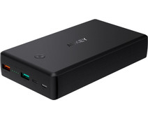 Aukey PB-T11 Quick Charge Power Bank 30,000mAh Black