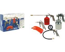 ABAC Air Tool Set (5-piece)