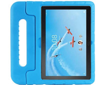 Just in Case Kids Case Classic Lenovo Tab M10 Back Cover Blauw