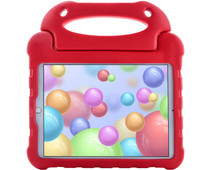Just in Case Apple iPad (2020)/(2019) and iPad Air (2019) Kids Cover Ultra Red