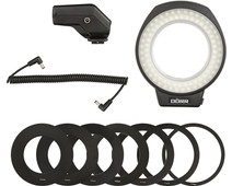 Dörr Ultra 80 LED Ring Light with Flash