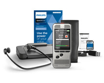 Philips PocketMemo Dictation and Transcription Set DPM7700