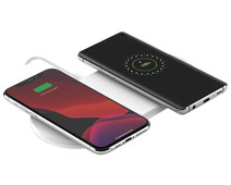 Belkin BoostCharge Dual Wireless Charger 10W White