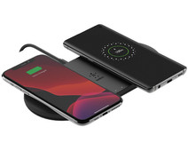 Belkin BoostCharge Dual Wireless Charger 10W Black
