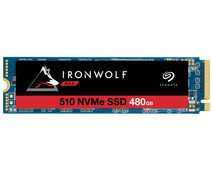 Seagate IronWolf 510 NVMe M.2 NAS SSD 480GB