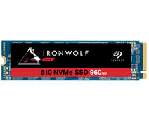 Seagate IronWolf 510 NVMe M.2 NAS SSD 960GB
