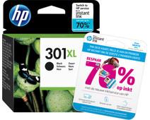 HP 301XL Inkt Cartridge Zwart (CH563EE)