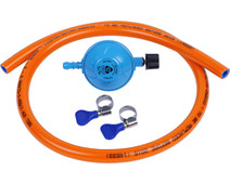 Cadac Gas Pressure Regulator and Hose CG 30mbar