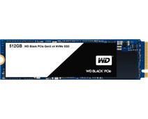 WD Black PCIe SSD M.2 512GB