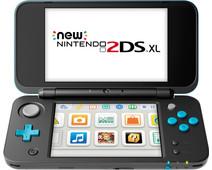 Nintendo 2DS XL Black/Turquoise