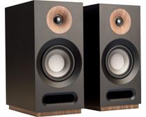 Jamo S 803 Boekenplank Speaker Zwart (per paar)