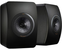 KEF LS50 Black Edition (per pair)