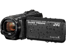 JVC GZ-R405BEU Black