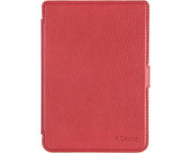 Gecko Covers Kobo Clara HD Slimfit Cover Red