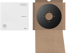 Elago Nest Learning Thermostat Wall Mounting Plate Black