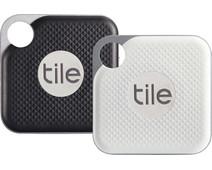 Tile Pro Duo Pack Zwart en Wit