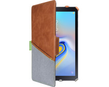 Gecko Covers Limited Samsung Galaxy Tab A 10.5 Book Case Brown