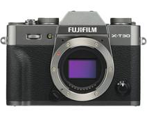 FujiFilm X-T30 Body Donkergrijs