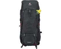 Deuter Aircontact Lite 60L + 10L Graphite/Black - Slim Fit