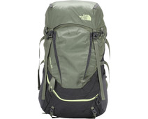 The North Face Women's Terra 55L TNF Dark Grey Heather / New Taupe Green - Slim Fit