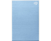 Seagate Backup Plus 4TB Blauw