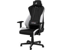 Nitro Concepts S300 EX Gaming Stoel - Radiant White