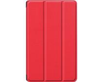 Just in Case Smart Tri-Fold Huawei MediaPad M6 8.4-inch Book Case Red