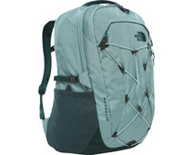 "The North Face Womens Borealis 15"" Trellis Green/Ponderosa Green 25L"