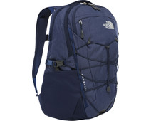 The North Face Womens Borealis 15 inches  Montague Blue Light Heather/Grey 25L