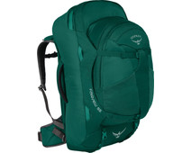 Osprey Fairview 55L Rainforest Green - Slim Fit