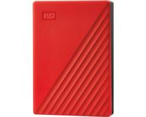 WD My Passport 2TB Red
