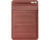 Decoded Foldable Universele Apple iPad t/m 11 inch Pouch Bruin