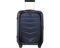 Samsonite Lite-Biz Spinner 55cm USB Blue
