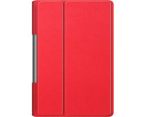 Just in Case Smart Tri-Fold Lenovo Yoga Smart Tab Book Case Red