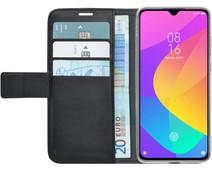 Azuri Wallet Magneet Xiaomi Mi 9 Lite Book Case Zwart